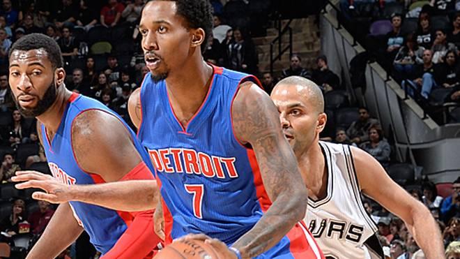 Brandon Jennings-Detroit Pistons