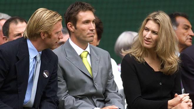 Tennis: Boris Becker gratuliert Steffi Graf zu früh zum 50. Geburtstag