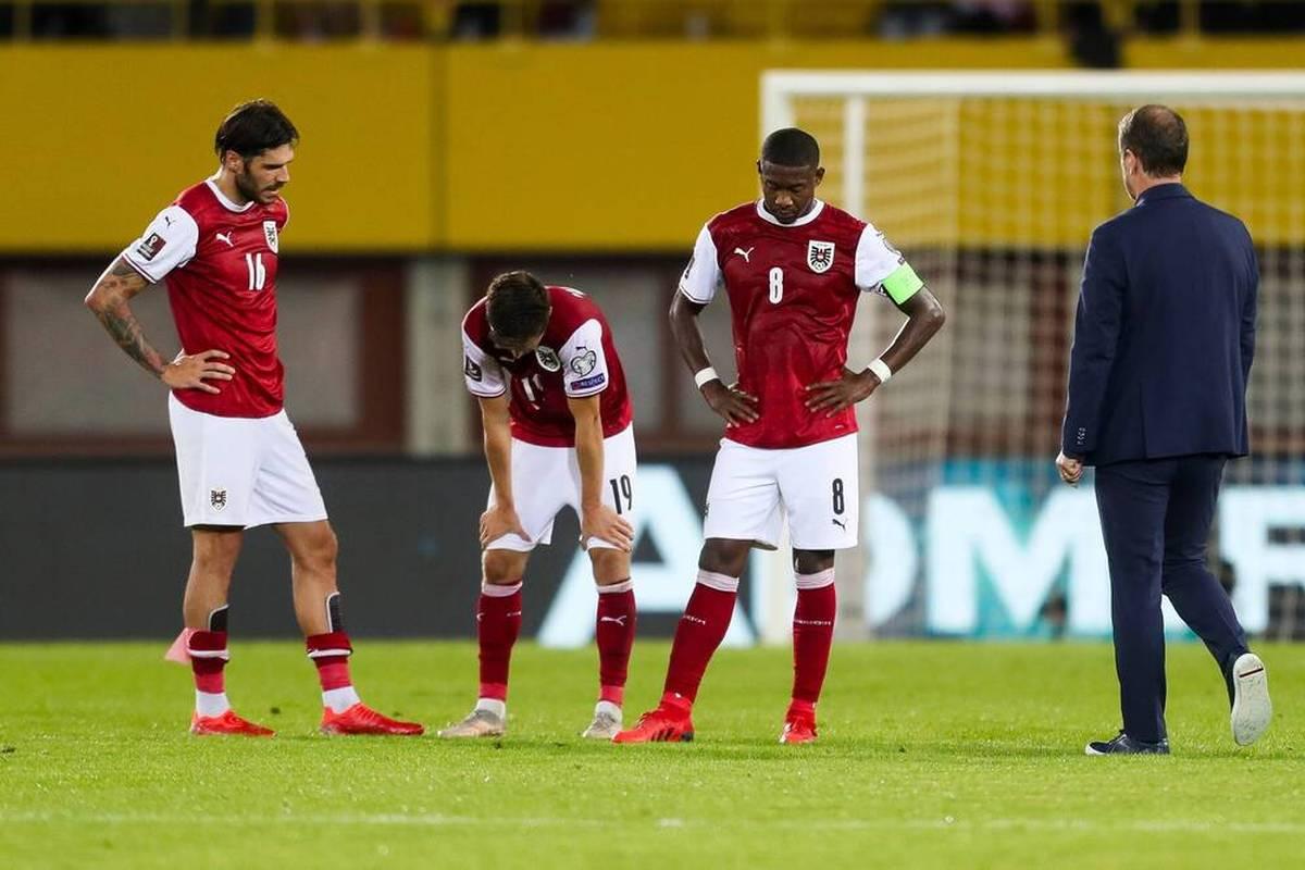 Österreich kann dank der Nations League doch noch auf die Qualifikation für die Weltmeisterschaft in Katar hoffen. Trainer Franco Foda zeigt sich optimistisch, die Presse weniger.
