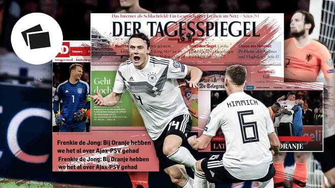 Deutschland bezwingt Oranje: Die internationalen Pressestimmen