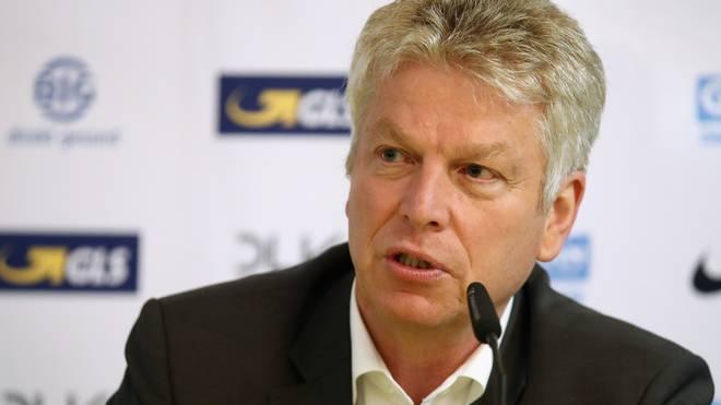 DLV-Präsident Jürgen Kessing spricht sich für eine deutsche Olympia-Bewerbung aus