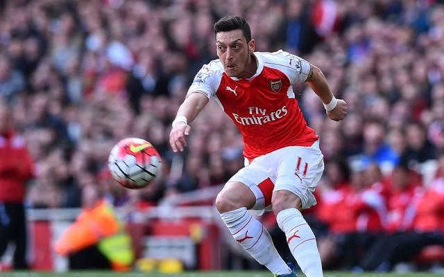 Mesut Özil wechelte 2013 von Real Madrid zum FC Arsenal