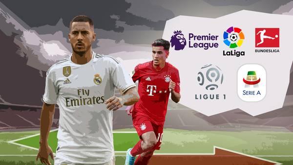 Der Bundesliga- und internationale Transfermarkt