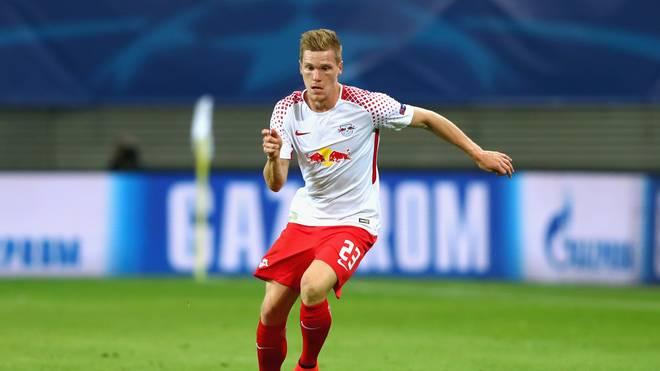 Marcel Halstenberg spielt seit August 2015 für RB Leipzig