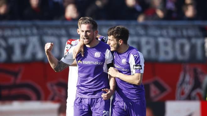 Spitzenreiter Osnabrück bleibt souverän in Liga drei