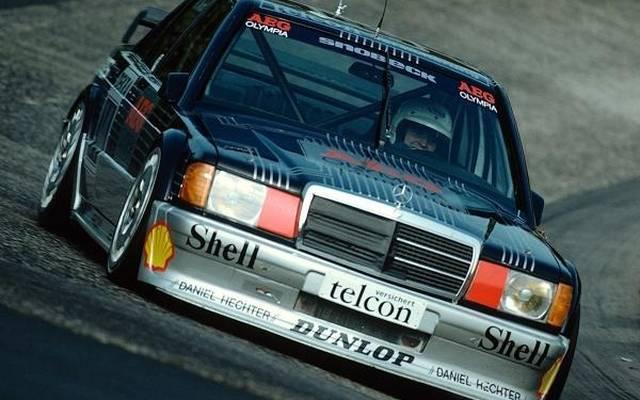 Roland Asch denkt gerne an seine DTM-Zeit mit Mercedes zurück