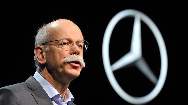 Daimler wird auch bei einem möglichen Abstieg des VfB Sponsor bleiben