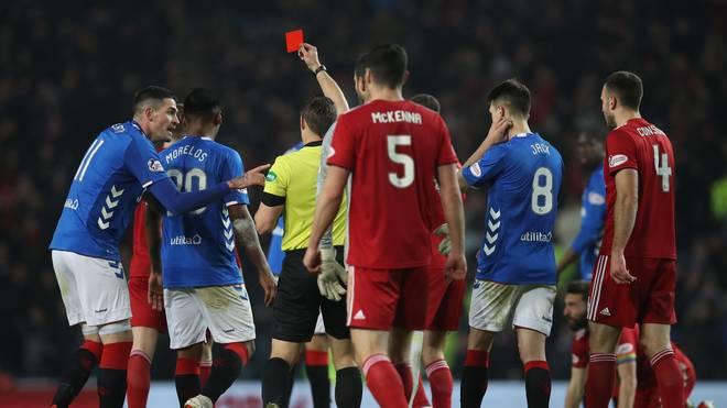 Rangers v Aberdeen - Scottish Ladbrokes Premiership