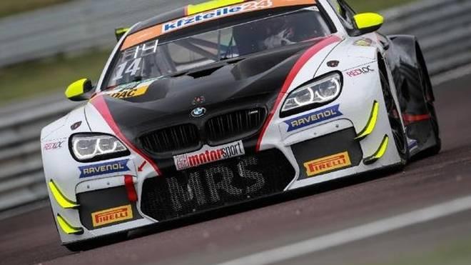 Jens Klingmann fuhr am Freitag in Most die Bestzeit