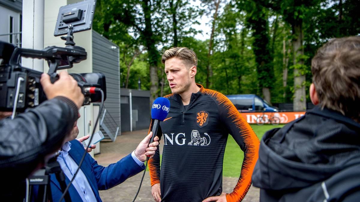 Wout Weghorst will zurück ins niederländische Nationalteam