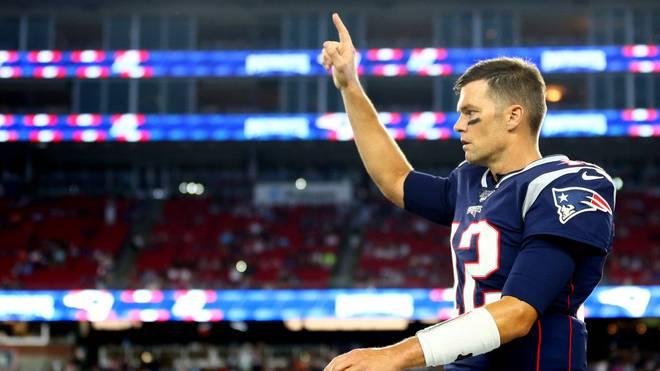 Tom Brady führte die New England Patriots bei seinem Preseason-Debüt zum Sieg