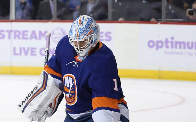 Eishockey-Nationaltorwart Thomas Greiss wechselt von den New York Islanders zu den Detroit Red Wings