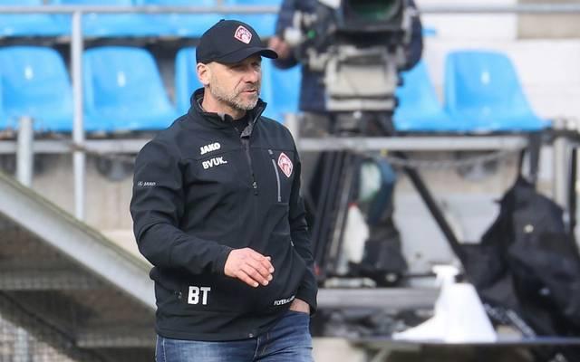 Bernhard Trares ist nicht mehr Trainer in Würzburg