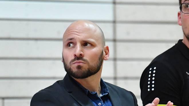 Chris Schmidt ist Geschäftsführer Sport der Kirchheim Knights