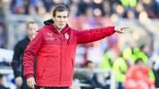 Hannes Wolf steht mit dem VfB auf dem zweiten Tabellenplatz