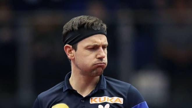 Der deutsche Tischtennis-Star Timo Boll boykottiert den internationalen Restart