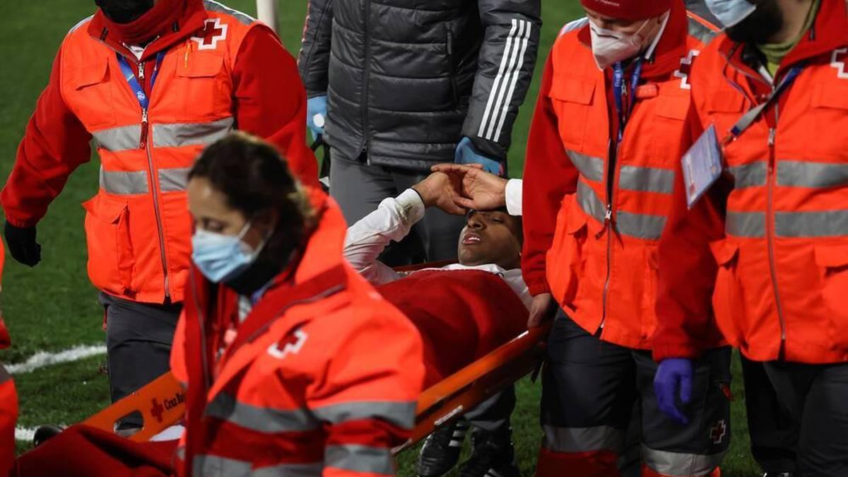 Verletzungsschock bei Real! Rodrygo fällt wohl länger aus