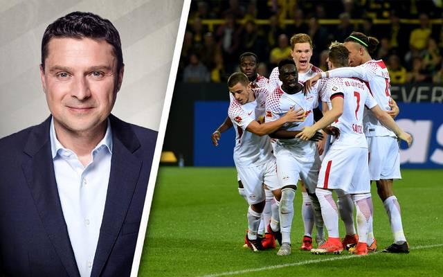 Chefredakteur Digital Ivo Hristic sieht Leipzig als Titelkandidaten