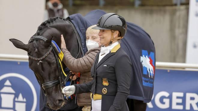 Isabell Werth fordert eine Impfpflicht für Pferde