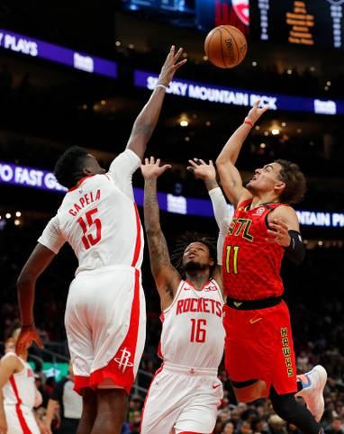 Die Trade-Deadline in der NBA rückt immer näher. Am kommenden Donnerstag müssen sämtliche Wechsel abgewickelt sein. In Houston bahnt sich noch ein spektakulärer Trade an