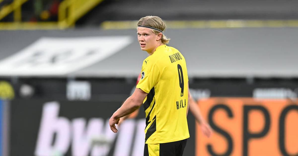 BVB: Ist Elfer-Wackler Erling Haaland nicht frei im Kopf?