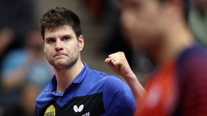 Dimitrij Ovtcharov steht bei den German Open im Halbfinale