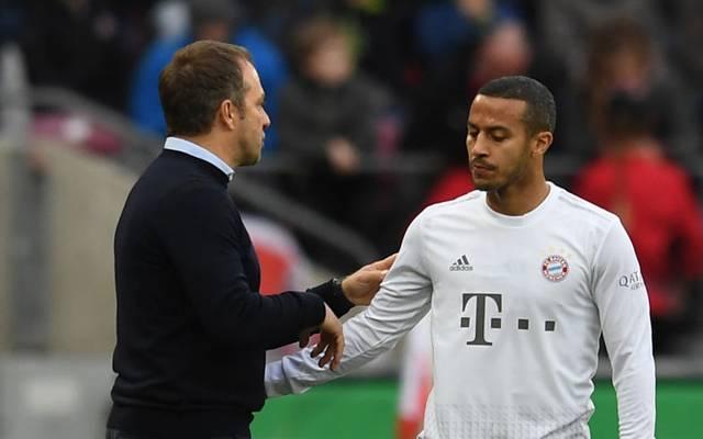 Thiago fehlt dem FC Bayern in den restlichen Bundesligaspielen