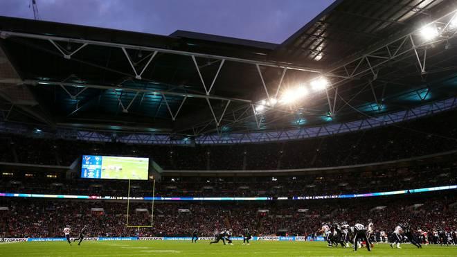 Die Jacksonville Jaguars tragen seit 2014 Spiele im Londoner Wembley Stadium aus