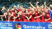 Deutsche U21 - England 2009
