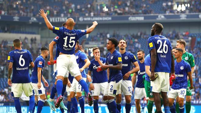 Mit der Partie des FC Schalke 04 gegen den 1. FSV Mainz 05 wird der 5. Spieltag der laufenden Bundesliga-Saison eröffnet