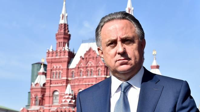 Russlands Sportminister Witali Mutko