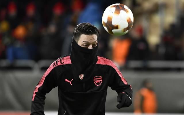 Mesut Özil, FC Arsenal