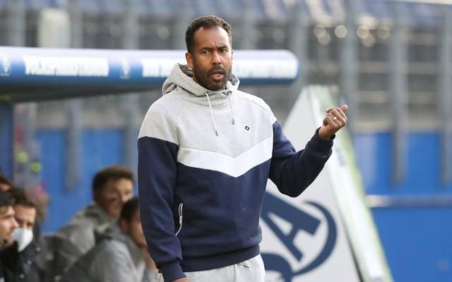 HSV-Trainer Daniel Thioune träumt von der Champions League