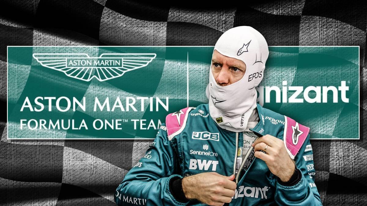 """Sebastian Vettel* bleibt der Formel 1 erhalten und auch in der kommenden Saison für Aston Martin fahren. Ein Karriereende zum jetzigen Zeitpunkt wäre """"das Dümmste was Vettel hätte tun können!"""""""