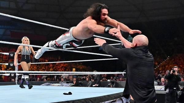 Das sind die besten Wrestler der Welt: Seth Rollins