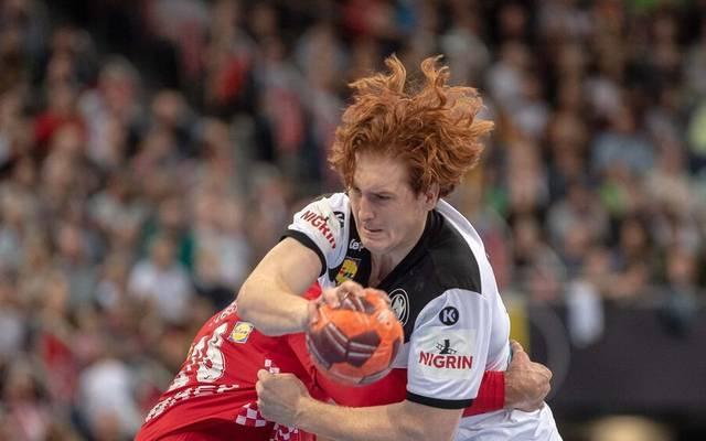 Lukas Stutzke ersetzt bei der Handball-WM Christian Dissinger