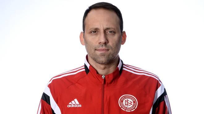 Pellegrino Matarazzo trainierte bisher die U17 der TSG Hoffenheim