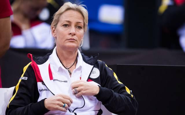 Barbara Rittner glaubt nicht an eine Austragung der US Open