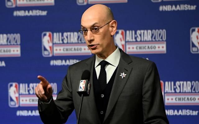 Adam Silver ist seit Februar 2014 Commissioner der NBA