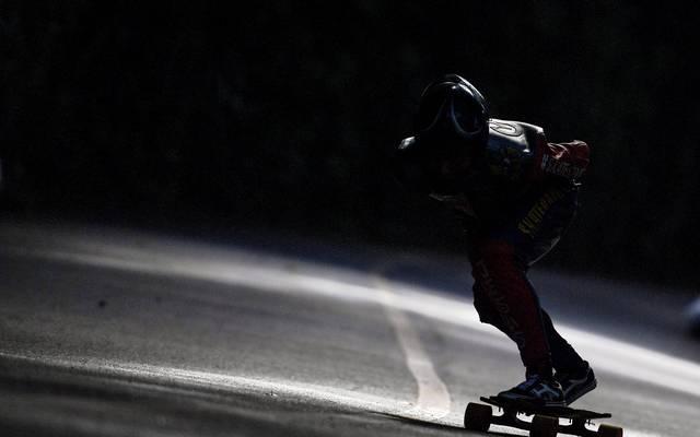 SKATEBOARDING-BRAZIL-DOWNHILL