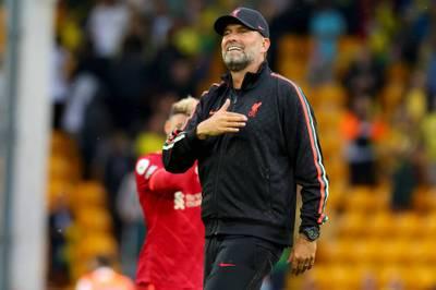 Jürgen Klopp ist von Emma Raducanus Triumphzug durch die US Open begeistert. Vor allem der Auftritt nach dem Sieg lässt den Liverpool-Trainer schwärmen.