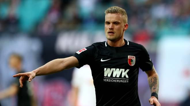 Philipp Max von FC Augsburg offenbar bei BVB und AS Rom im Gespräch