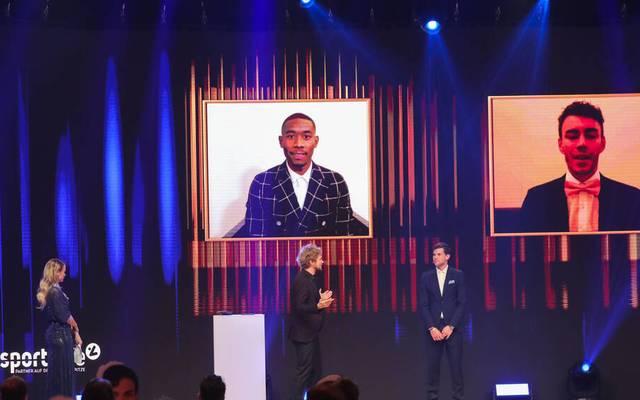 David Alaba wurde bei der Wahl zu Österreichs Sportler des Jahres Zweiter