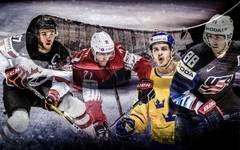Die Eishockey-Weltrangliste