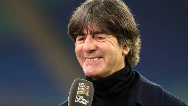 Joachim Löw darf sich über den ersten Heimsieg in der Nations League freuen