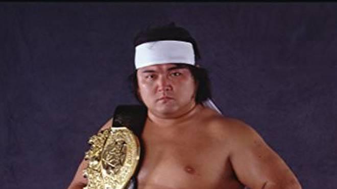 Shinya Hashimoto regierte über 1000 Tage lang als Champion beim NJPW