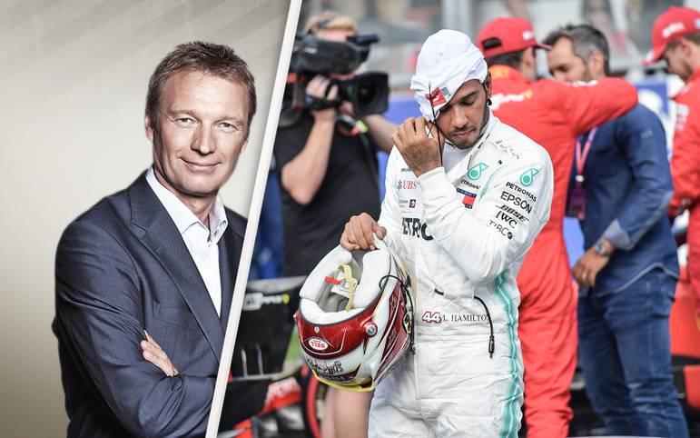SPORT1-Kolumnist Peter Kohl sieht den Thron von Mercedes wackeln. Youngster Alexander Albon macht ihm viel Freude. Verstappen zeigt hingegen wieder den alten Hitzkopf. Die Tops und Flops