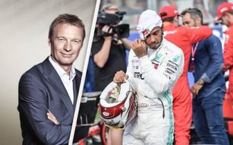 Peter Kohl, Lewis Hamilton, Formel 1