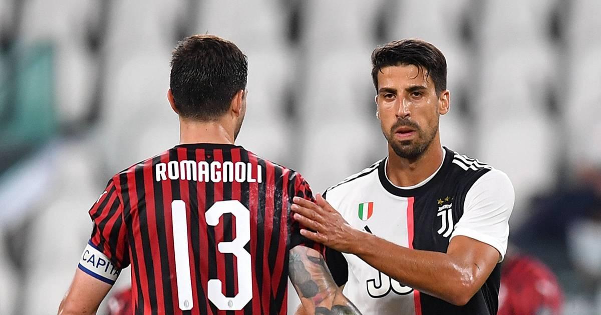 Juventus Turin: Sami Khedira wehrt sich angeblich gegen Vertragsauflösung