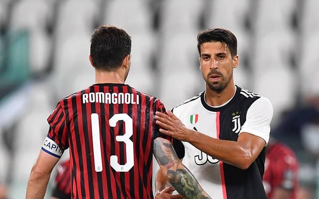 Sami Khedira (r.) wechselte 2015 von Real Madrid zu Juventus